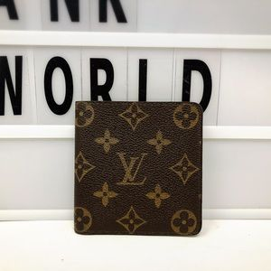 Louis Vuitton Multiple Monogram Bifold wallet